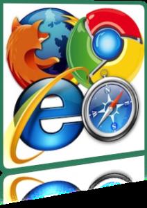 Icônes Navigateurs Web