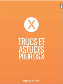 Livre MacG-Trucs et Astuces OS X