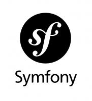 Logo du framework PHP symfony