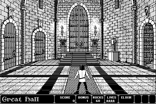 Dark Castle (jeux Macintosh de 1987)