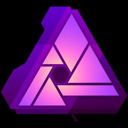Icône du logiciel image pour le web Affinity Photo
