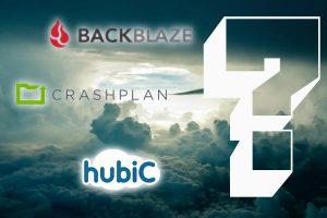 Sauver dans le Cloud avec hubiC, Backblaze ou CrashPlan