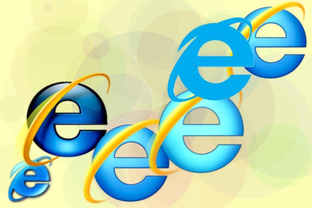 De Microsoft IE6 à IE11
